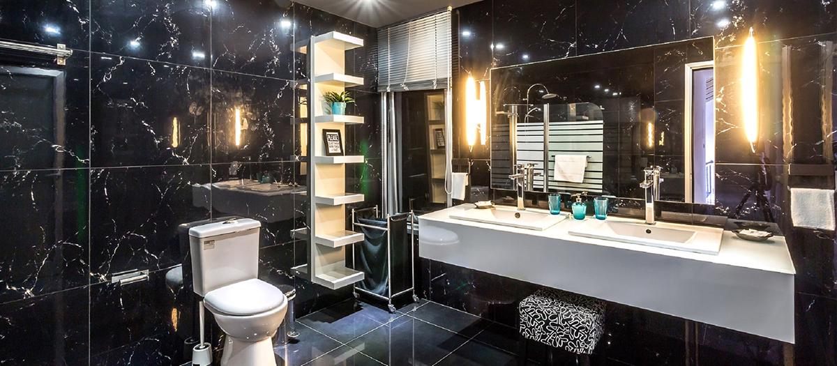 bathroom design in fairfax